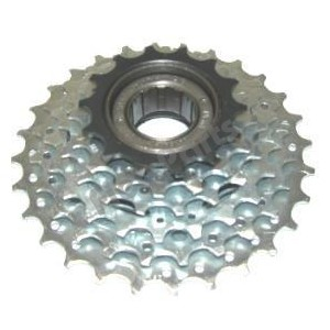 Pignon / Freewheel 6 Speed 14-28 Sunrace
