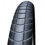 Buitenband 28 x 2.00 (50-622) Schwalbe Big Apple Punct. Protect. Zwart Refl.