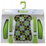 Qibbel Stylingset Voorzitje Luxe Checked Green