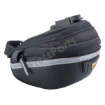Zadeltas Topeak Wedge Pack II met Quick-Click   Small Zwart