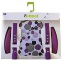 Qibbel Stylingset Voorzitje Luxe Dots Purple