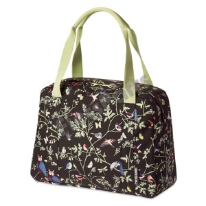 Enkele Fietstas - Handtas Basil Wanderlust Carry All Bag Charcoal Inh. 18 Ltr