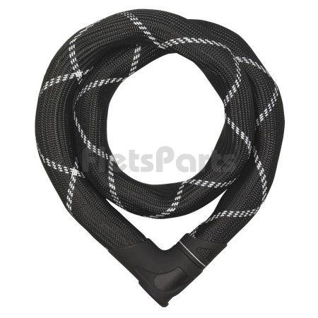 Kettingslot Abus Iven Chain 8210 / 110 Zwart ART 2 (110cm x 8mm)