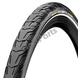Buitenband 28 x 1 5/8 x 1 3/8 (37-622) Continental Ride City Zwart Refl.
