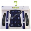 Qibbel Stylingset Voorzitje Luxe Royal Blue