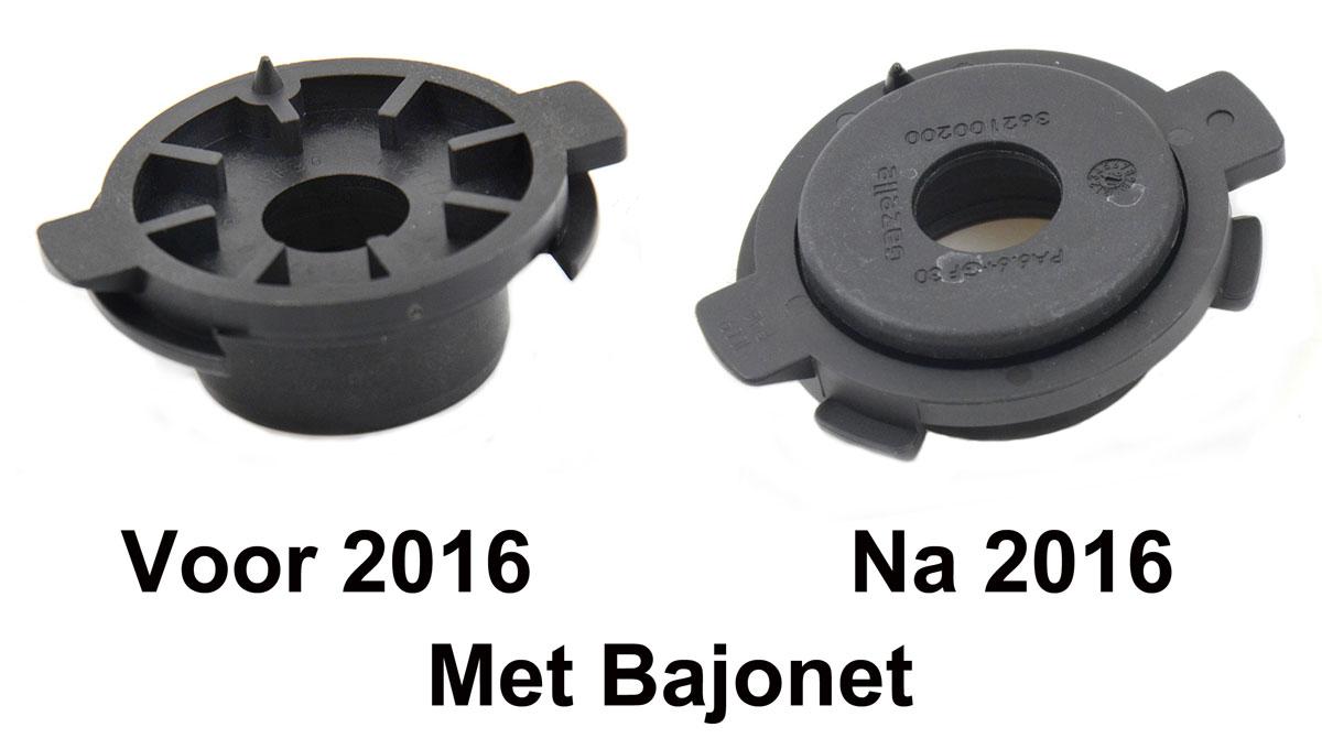 Gazelle Trapas cup met Bajonet aansluiting kettingkast