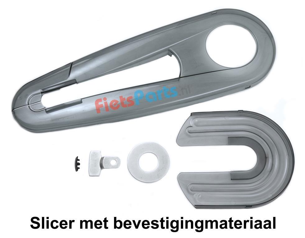 AXA Slicer kettingscherm kinderfiets