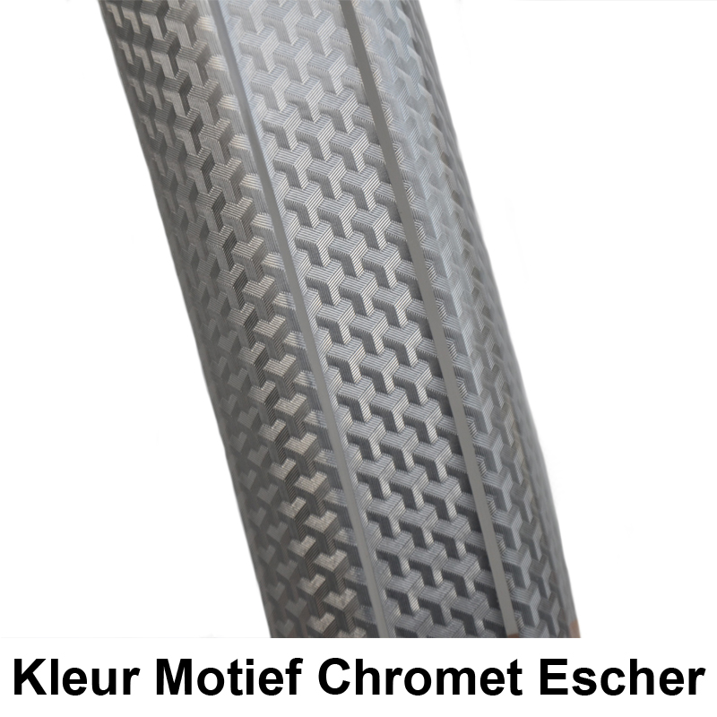 Gazelle SKS Kunststof spatbord Kleur Chromet Escher