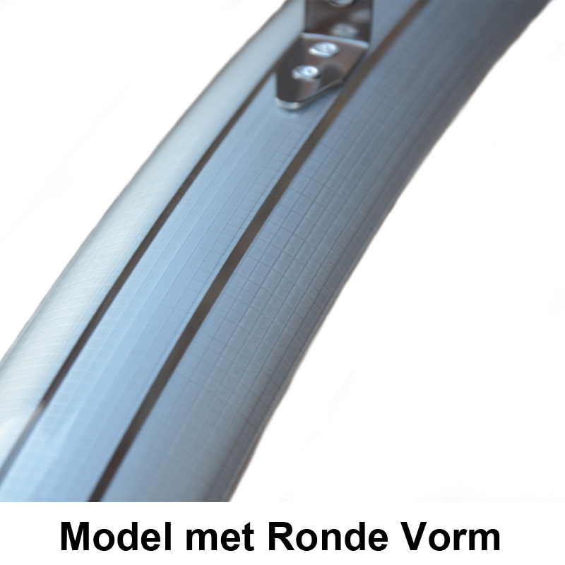 Gazelle SKS spatbord met ronde vorm